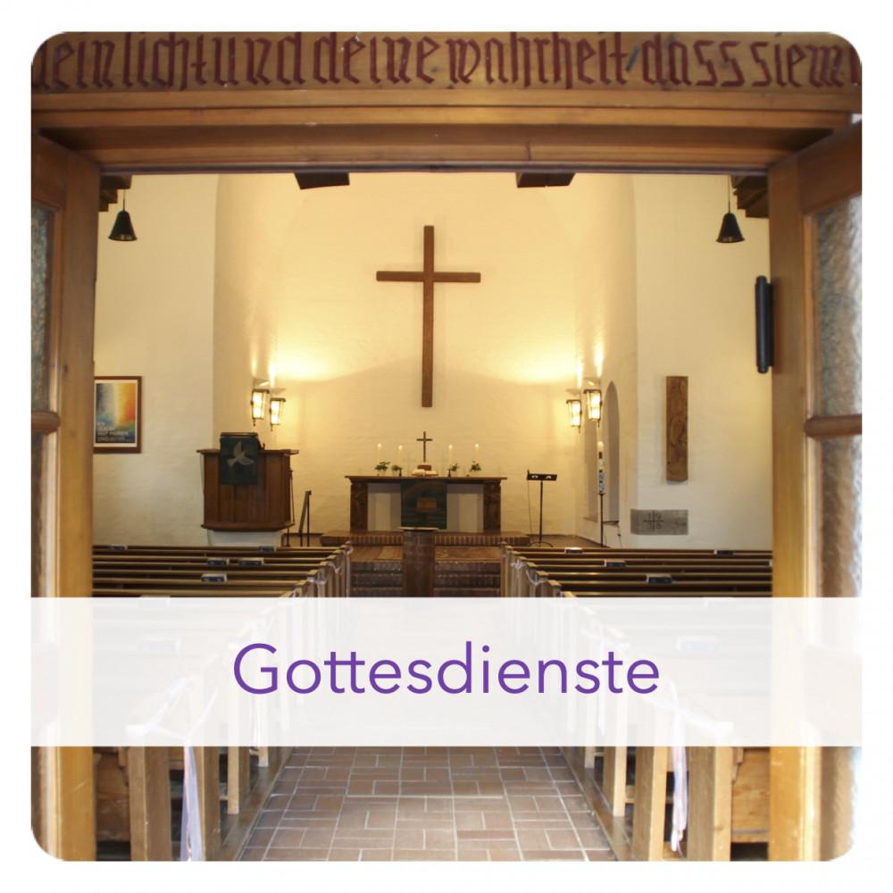 Icon Gottesdienste