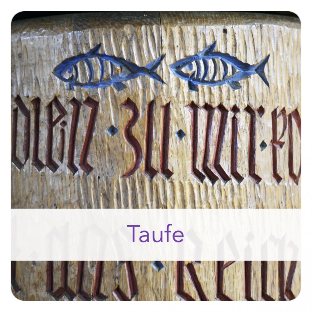 Icon Taufe